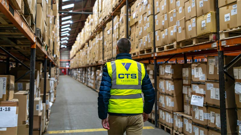 CTS Warehouse Inspection
