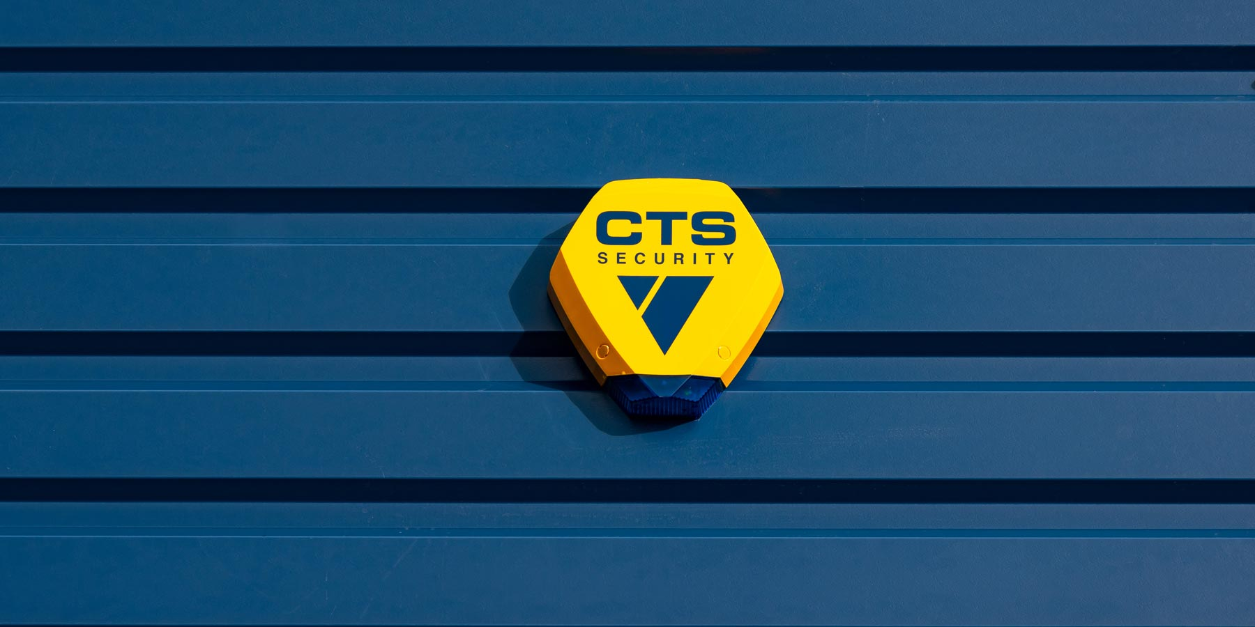 CTS Security Intruder Alarm