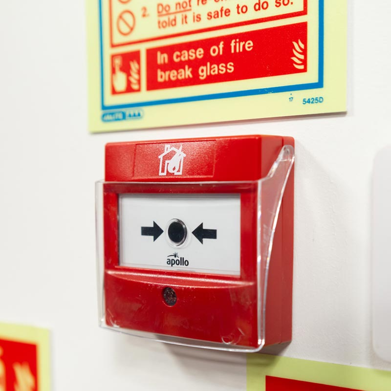 Fire Alarm Categories for Commercial Premises