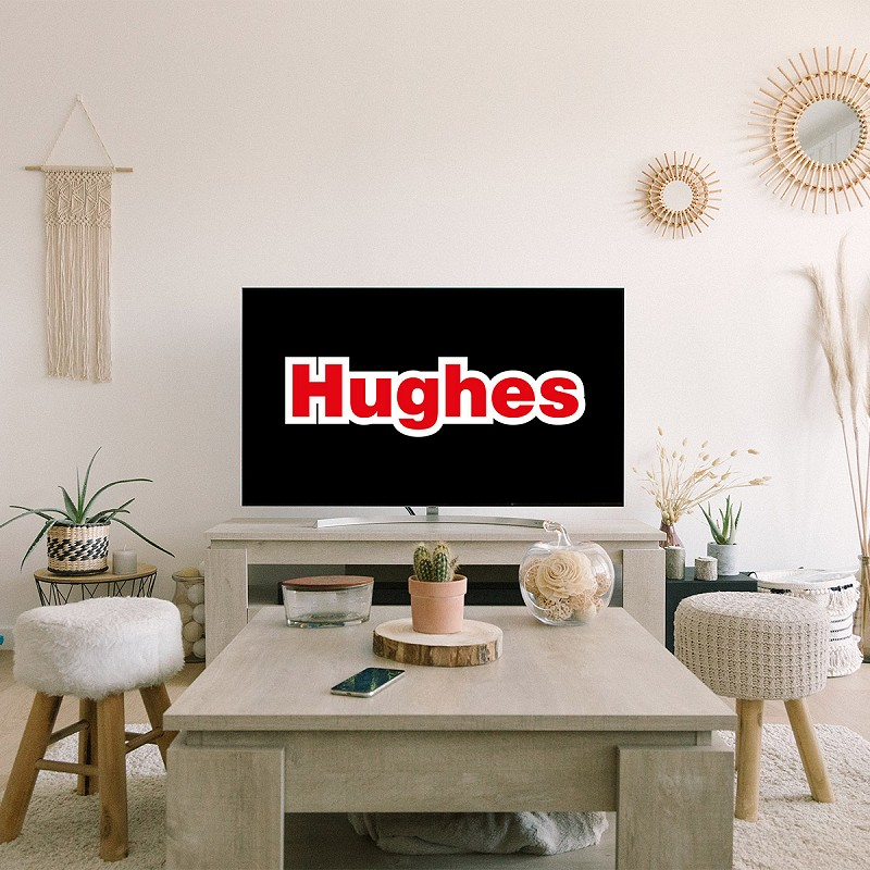 Helping Hughes Expand